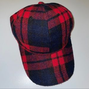 💜4 for $10! DAVID AND YOUNG plaid ball cap